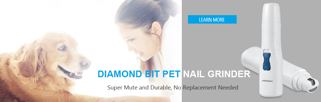 Urpower Pet Electric Pet Nail Grinder