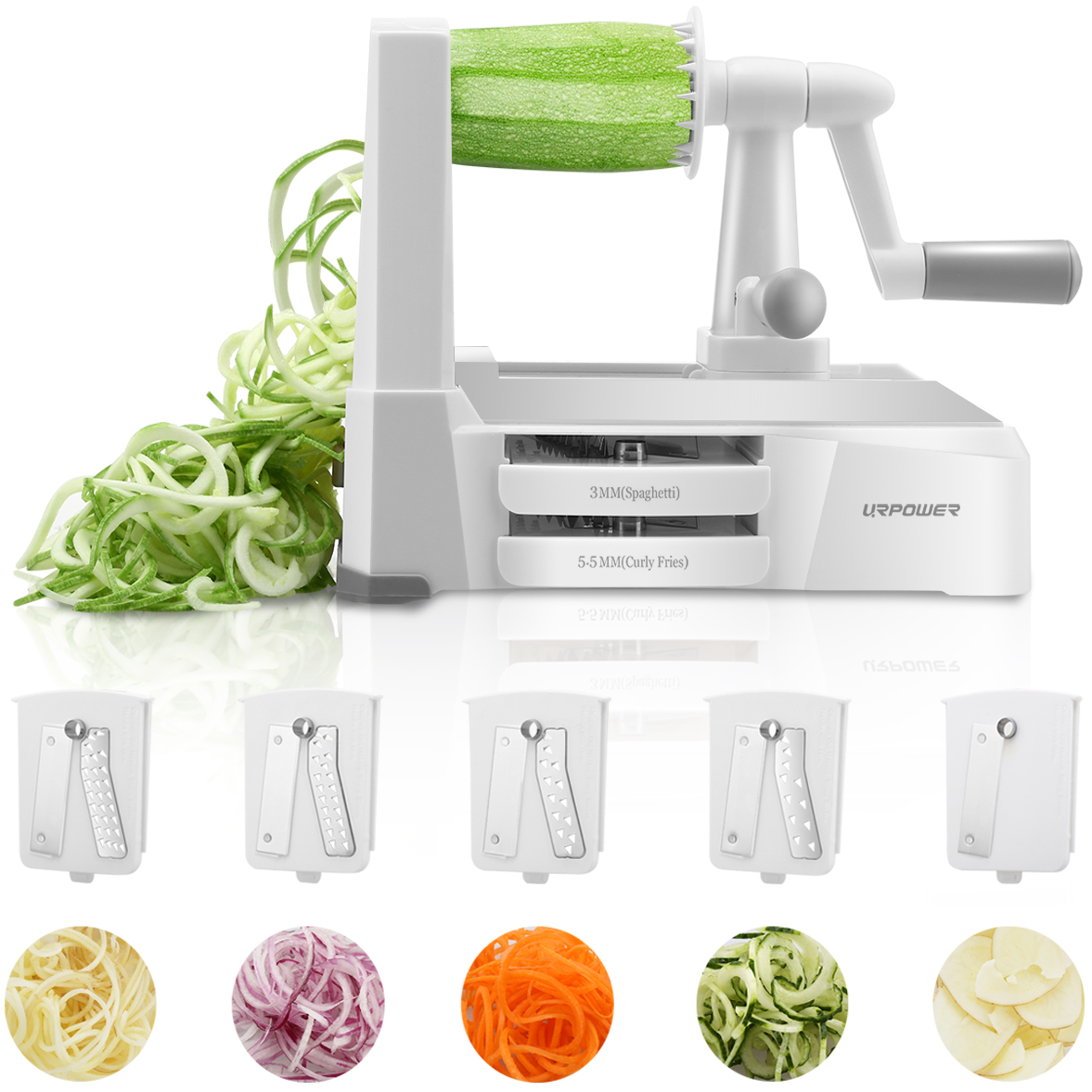 URPOWER Salad Utensil Salad Maker