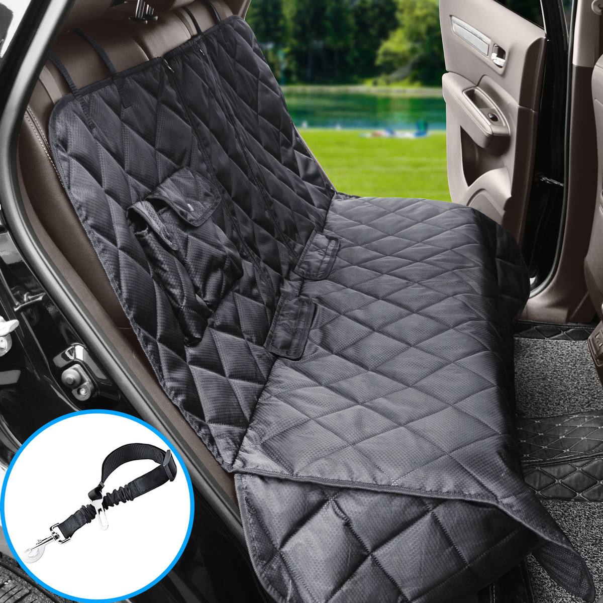 Brilliant Dog Seat Covers 100 Waterproof Pet Car Seat Cover Nonslip Ibusinesslaw Wood Chair Design Ideas Ibusinesslaworg