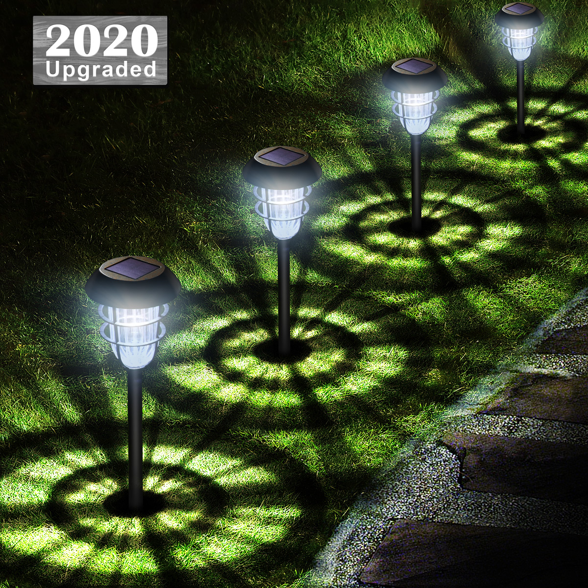 Ur Solar Lights Outdoor Upgraded